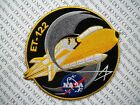 NASA STS 134 Space Shuttle Mission Patch ET 122 LOCKHEED MARTIN EXTERNAL TANK