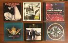 LOT OF (6) - CD's  - EP'S & Singles - Arc Angles - Delta Rebels - 3 Days Grace