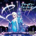 Disney - Tokyo Disneyland R Castle Projection Frozen Forever Japan CD AVCW-6