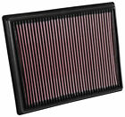 K&N Replacement Air Filter for 14-18 Audi/ Seat/ Skoda/ Volkswagen #33-3035