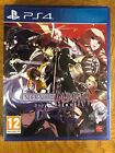 UNDER NIGHT IN BIRTH ExeLatest  PAL Version  PS4  NEW SEALED  Read
