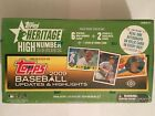 2009 Topps Heritage High Number Edition Baseball 2