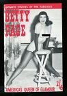 Intimate Studies of the Fabulous BETTY PAGE scarce vintage book Bettie pin up