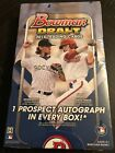 2015 BOWMAN DRAFT HOBBY BOX-Autograph Prospect RC In Every Box Brand New🔥🔥
