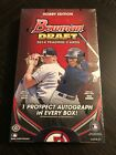 2014 Bowman Draft Chrome Hobby Box -1 Autograph Per box Brand New🔥