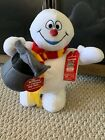 2010 HALLMARK DANCING FROSTY THE SNOWMAN ANIMATED SOUND & MOTION SINGING 16