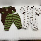 Carters monkey outfit set infant 3 months boy