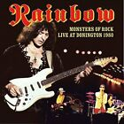 Rainbow Format: Audio CD Monsters Of Rock: Live At Donington 1980