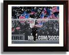 Framed Tim Howard - United States World Cup Soccer Autograph Replica Print