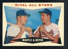 Comprehensive Guide to 1960s Mickey Mantle Cards 15