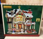 Lemax Christmas Home Tour Prelit Village Building Lighted New In Box