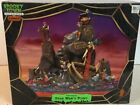 LEMAX Halloween Village SPOOKY TOWN Table Accent DEAD MAN'S POINT Pirates NEW!
