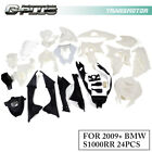 For BMW S1000RR 2009-2014 Unpainted ABS Injection Mold Bodywork Fairing Kit