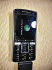 Sony Ericsson K 850i cybershot 50 mp blue 2008