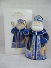 Hallmark 2004 Santas From Around the World Ornament U.S of A