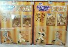 Starting Lineup Baseball Greats Babe Ruth Joe DiMaggio Lou Gehrig Mickey Mantle