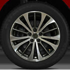18x8 Factory Wheel Medium Charcoal Machined Bright for 2017 18 Buick Lacrosse