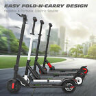 Megawheels Folding Electric Scooter Adult Motor 250W Ultralight Aluminum Spring