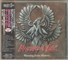 Warning from History [Bonus Tracks] by Marshall Law (CD, May-1999, Pony Canyon)