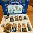 Sandy Tuzinski Button Jar Kids Christmas Pageant Nativity 2003 FLAWS
