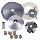 Roller Fan Clutch Variator Fit for GY6 49cc 50cc Scooter Moped ATV Go Kart 1