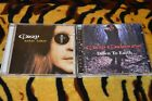 ozzy osbourne ( Under Cover 2005 - Down to Earth 2001 ) 2 cd