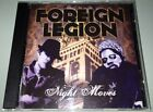 Night Moves by Foreign Legion (CD, 2011, Hunger Strike Records)