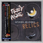 Motley Crue - Supersonic And Demonic Relics (1999), Japanese Mini LP, POCP-9192
