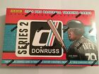 2014 Donruss Series 2 Baseball Box - Hobby