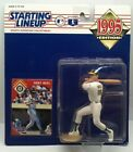 1995 Kenner Starting Lineup SLU Troy Neel Oakland Athletics