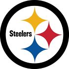 Pittsburgh Steelers 2 PACK NFL Decal Sticker You Choose Size FREE SHIPPING