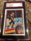 Cam Neely SIGNED 1984-85 O-Pee-Chee Rookie Card OPC Canucks SGC Slabbed AUTO 10