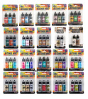 Ranger Tim Holtz Adirondack ALCOHOL INKS + MIXATIVES 5oz 3 Pkg YOU CHOOSE NEW