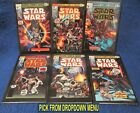 2015 IDW Star Wars Micro Comic Collector Packs 14