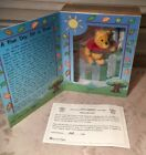 Knickerbocker Greeting Treasures Collection Bear Winnie the Pooh Limited Edition