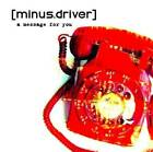 A Message for You by Minus Driver