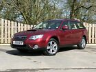 2009 Subaru Outback 20D RE AWD Estate ONLY TWO OWNERS  FULL SERVICE HISTORY