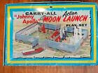 Carry All Action Johnny Apollo Moon Launch Play Set Collectors STYLE No 4630