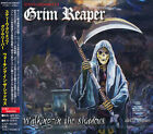 GRIM REAPER - Walking in the Shadows +1 / Japan OBI New CD 2016 / Steve Grimmett