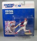 Texas Rangers Will Clark Collectible Figure from Starting Lineup 1996 Edition by