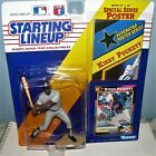 1992 Kirby PUCKETT SLU Starting Lineup Extended Edition NEW Minnesota TWINS  Ema
