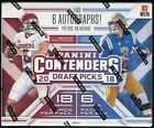2018 Panini Contenders Football Hobby Box Draft Picks - 6 Autos - Mayfield ?