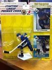 PAT LAFONTAINE 1993 STARTING LINEUP FIGURE BY KENNER FIRST YEAR EDITION MOC