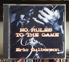 ERIC CULBERSON No Rules To The Game FACTORY SEALED NEW CD Broken Family Blues