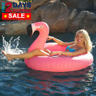 GoFloats Flamingo Pool Float Party Tube Inflatable Rafts for Kids