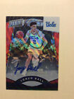 LONZO BALL 2017 Panini National Convention AUTO Autograph VIP Red REF 20 25