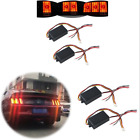 Pair 3Step Sequential Chase Flash Module Flowing Boxes For Car Turn Signal Light