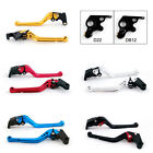 Long Brake Clutch Levers For Ducati 400 620 695 696 796 MONSTER S2R 800 USA
