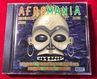 AFROMANIA Volume 1 Afro Dance Music Featuring African Vibes Other Artists CD