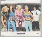 GIRLS AT PLAY Respectable CD UK Red Bus 2001 3 Track Radio Mix With Info